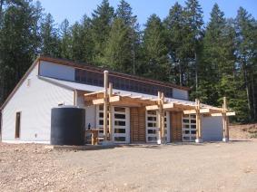 New depot home